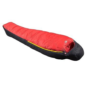 Millet World Roof Saco de Dormir, Unisex Adulto, Rojo (Red), G: Amazon.es: Deportes y aire libre