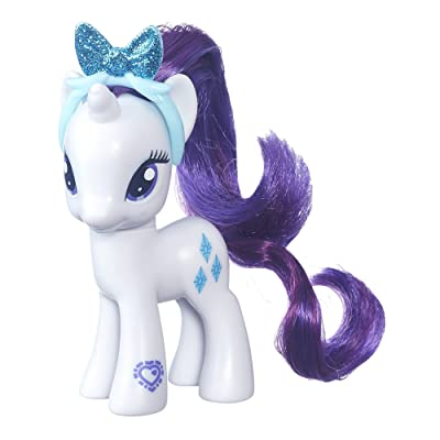 My Little Pony Friendship is Magic Rarity Figure: Toys & Games