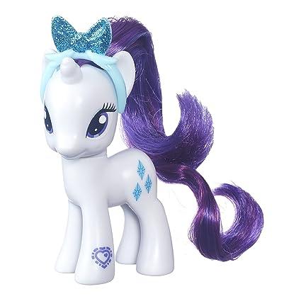 amazon com my little pony friendship is magic rarity figure toys