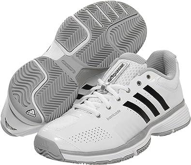 Amazon.com | adidas adiPower Barricade 7.0 Women's Tennis Shoe ...