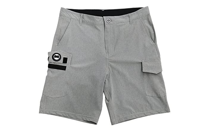 8dd8c52671 ISLAND DAZE BBO - Mens Bottle Opener Hybrid Golf, Boardshort, Tailgate  Quick Dry Swim Shorts ... | Amazon.com