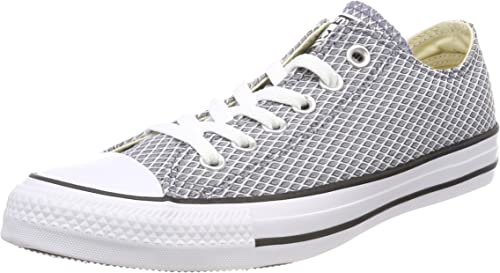 Converse Damen CTAS Ox Light CarbonWhiteNatural Fitnessschuhe