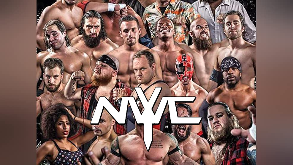 New York Wrestling Connection - 2014
