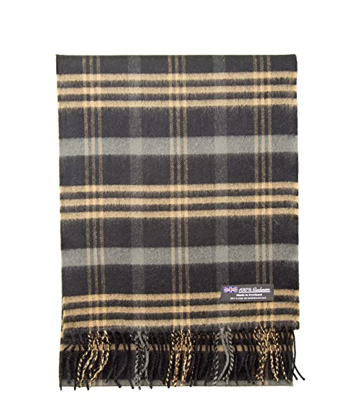 9f21482a1577a 2 PLY 100% Cashmere Winter Scarf Elegant Collection Made in Scotland Warm  Soft Wool Solid