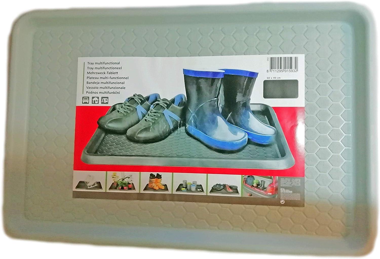 Kalatex - Bandeja para Zapatos (60 x 40 x 2,5 cm): Amazon.es: Hogar