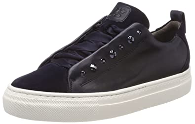 Paul Green Damen Sz/Foulard Blau/Ocean Sneaker