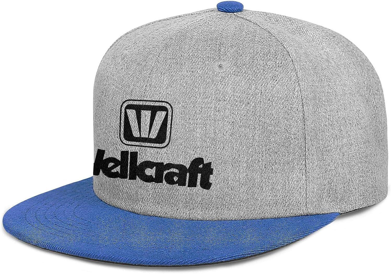 Unisex Caps Classic Relaxed Strapback Cap Men Womens Flat Baseball Hat