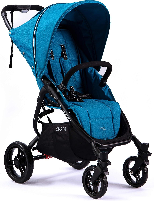 Valco Baby Snap4 Single Stroller Snap Estuche de extracci/ón Negro Coal Black