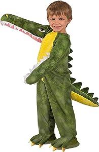 Princess Paradise Chompers Chompin' Crocodile Child's Costume, Small