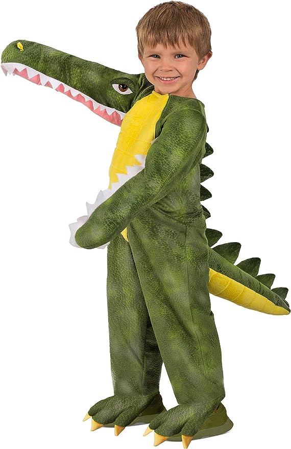 Princess Paradise Chompers Chompin' Crocodile Child's Costume, 18-2T