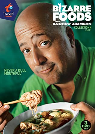 Amazoncom Bizarre Foods With Andrew Zimmern Coll Pt Andrew - 5 bizarre foods of south america