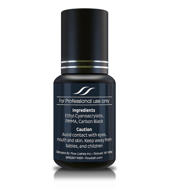 09658641f47 Amazon.com: Eyelash Extension Glue - Extra Strong Hold, Professional ...