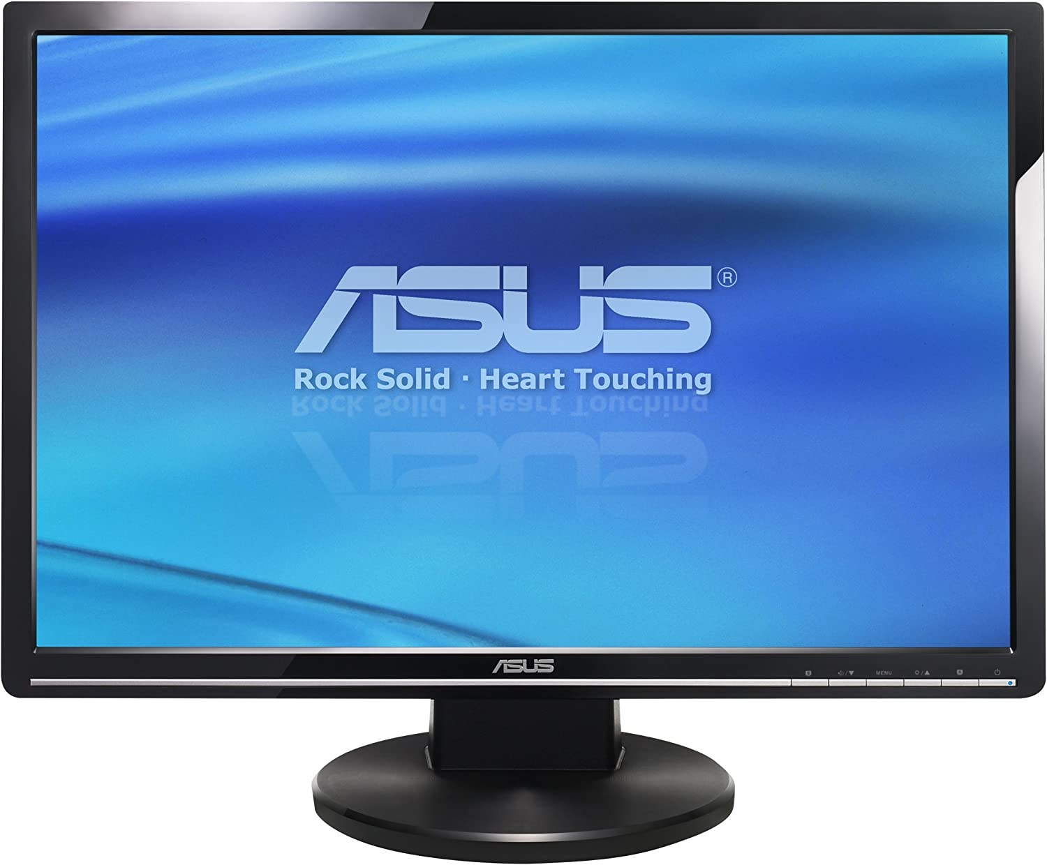 Asus VW9D 9 Zoll Wide Screen TFT Monitor black analog (9:9, 9ms)