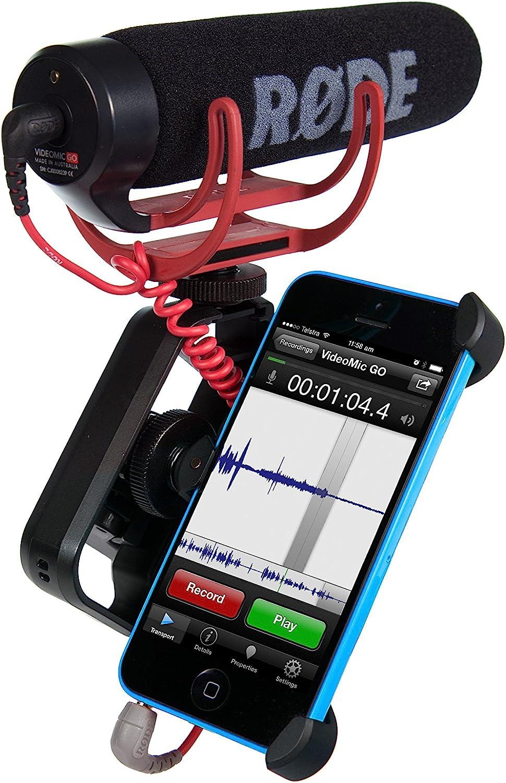 Rode Sc7 - Adaptador Smartphone: Amazon.es: Electrónica