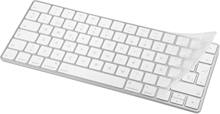 Moshi - 99MO021915 ClearGuard MK - Protector de Teclado para Apple Magic Keyboard (disposición Europea)