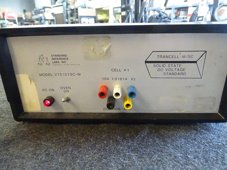 Standard Reference Labs VTS101SC-M Solid State DC Voltage Standard
