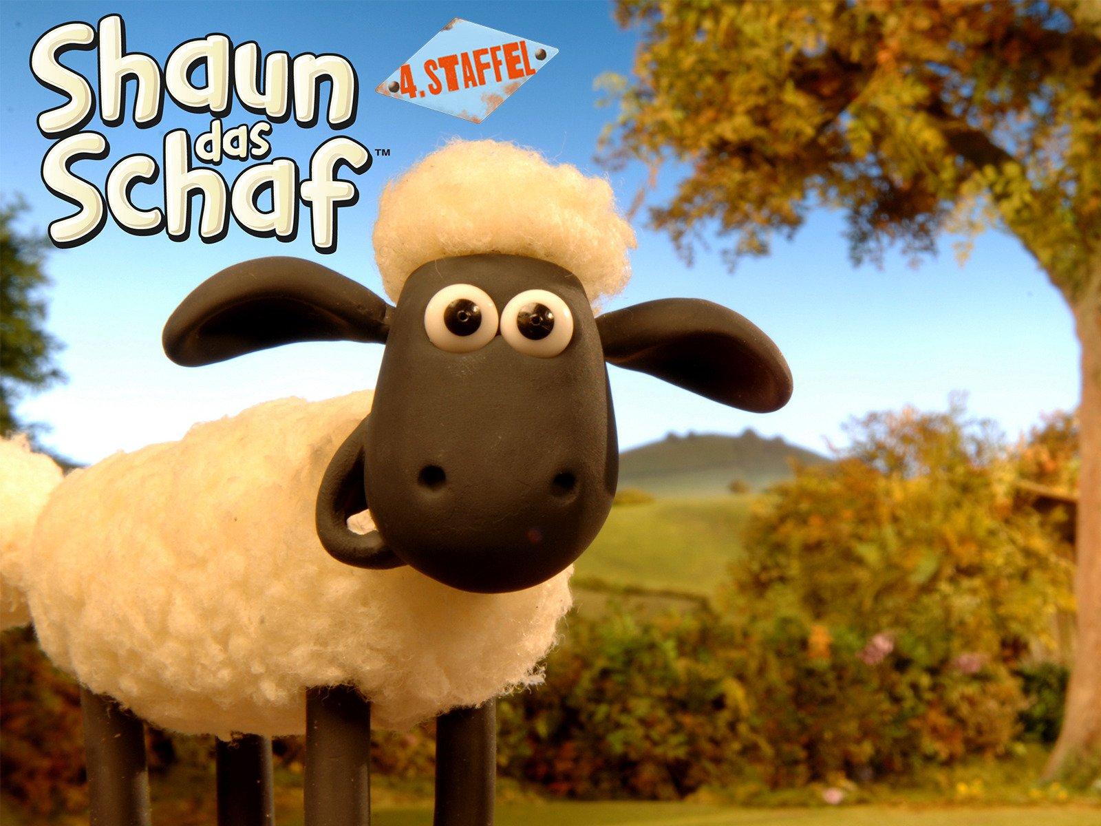 Amazonde Shaun Das Schaf Staffel 4 Ansehen Prime Video