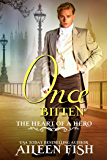 Once Bitten (The Heart of a Hero Book 3)
