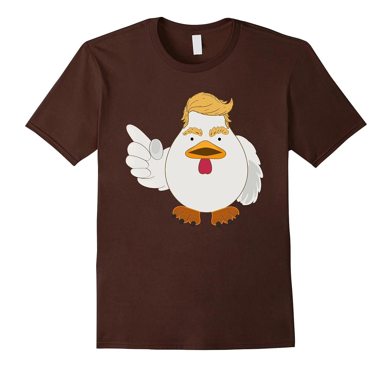 Trump Chicken T-Shirt-Art