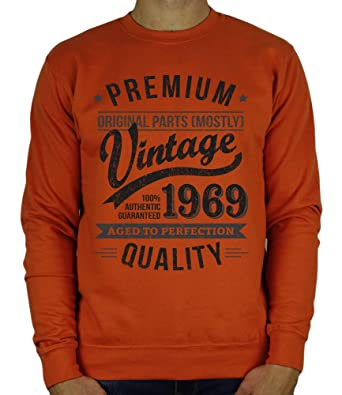 My Generation Gifts 1969 Vintage Year Aged To Perfection