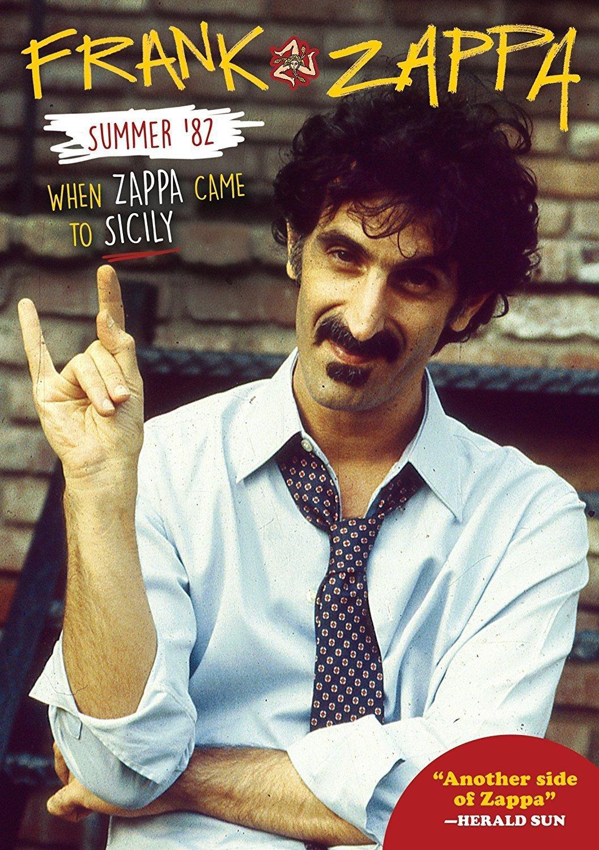 Blu-ray : VACIO - Summer '82: When Zappa Came To Sicily (Blu-ray)