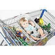 Binxy Baby Shopping Cart Hammock | Ergonomic Infant Carrier + Positioner