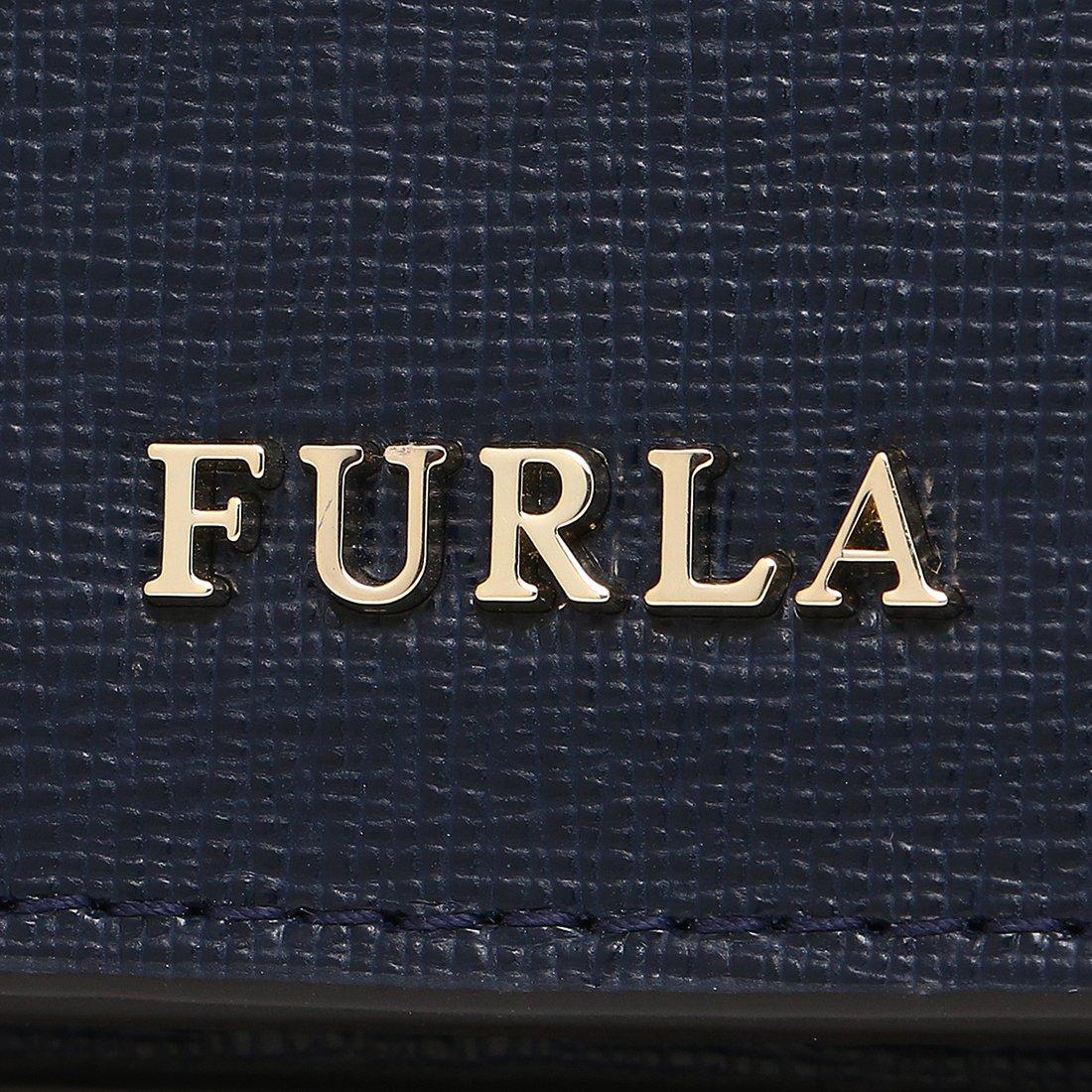 6e2cf7afcdcf Amazon   [フルラ] FURLA バビロン ビジネス カードケース 名刺入れ ダークブルー BABYLON S BUSINESS CARD  CASE 921944 B1U [並行輸入品]   名刺入れ