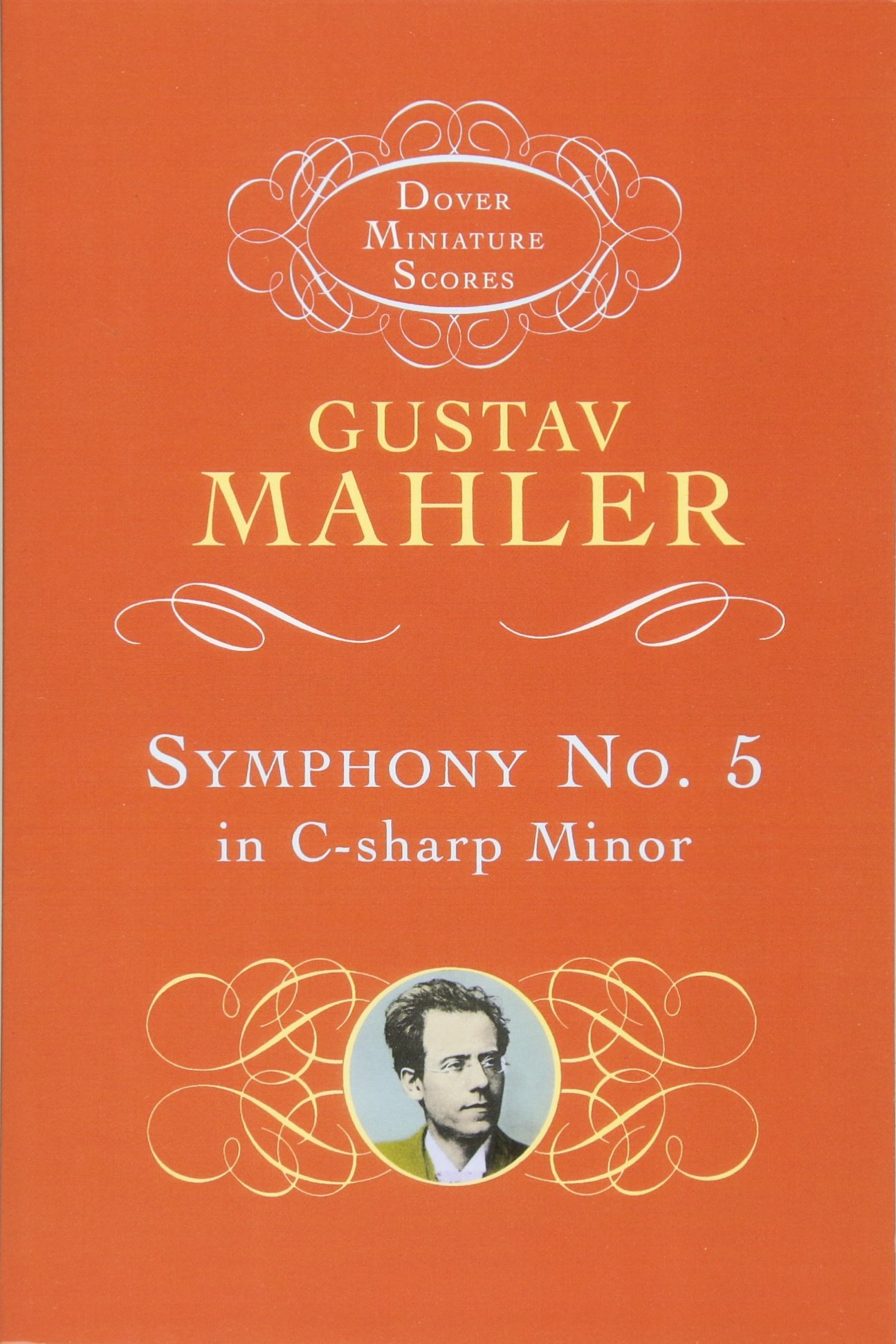 Buy Gustav Mahler: Symphony No.5 In C Sharp Minor (1902) (Miniature Score) (Dover  Miniature Scores) Book Online at Low Prices in India | Gustav Mahler: ...