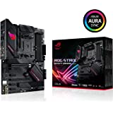ASUS ROG Strix B550-F Gaming (WiFi 6) AMD AM4 (3rd Gen Ryzen ATX Gaming Motherboard (PCIe 4.0, 2.5Gb LAN, BIOS Flashback, HDMI 2.1, Addressable Gen 2 RGB Header and Aura Sync)