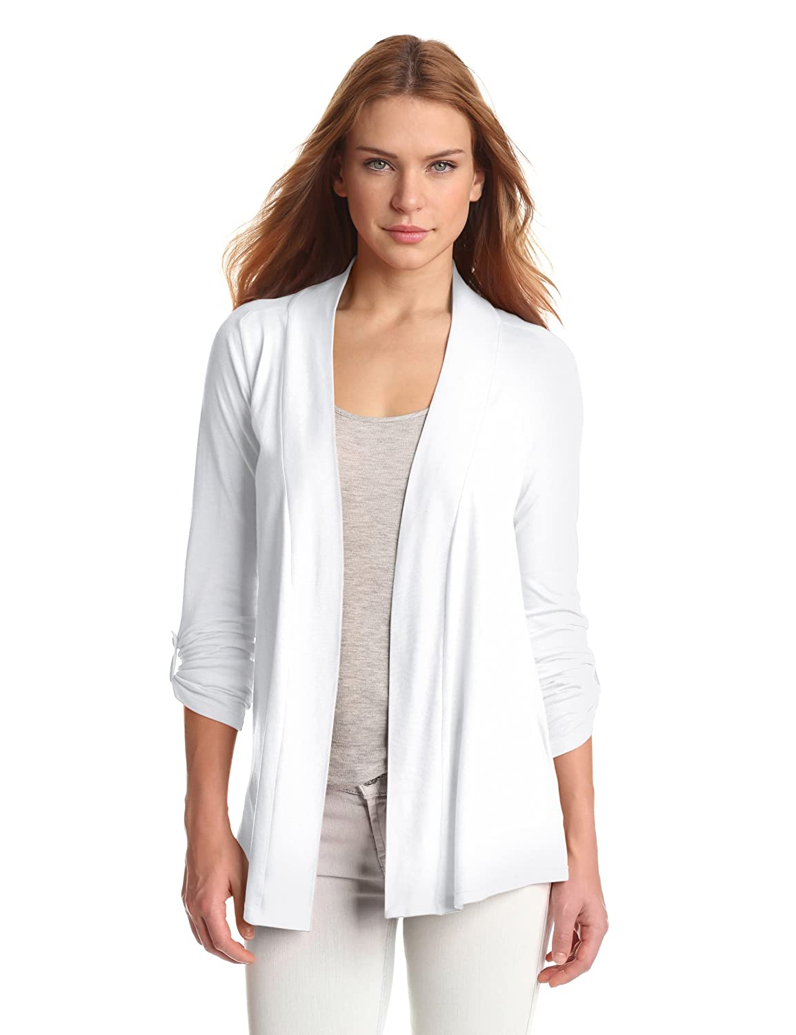 Amazon.com: Splendid Women's Very Light Wrap Cardigan: Clothing