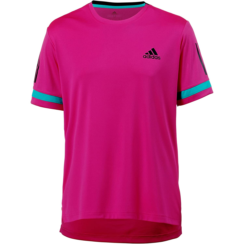 Adidas 3-Stripes Club, T-Shirt Uomo ADIFO|#adidas D93022