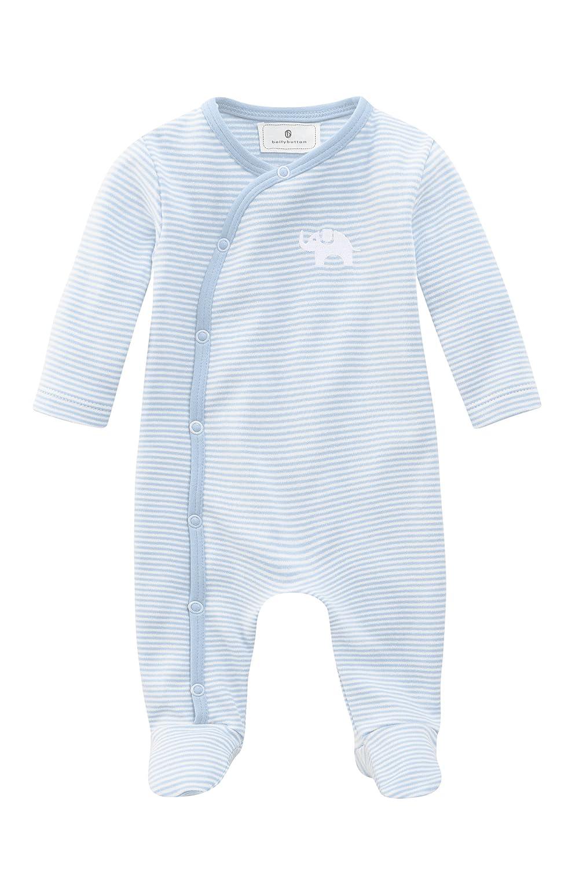Bellybutton Kids Baby Jungen Strampler Schlafstrampler mit Fu/ß 10892-90624