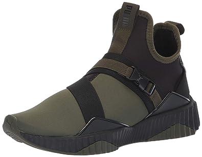 9ba44cb684d8 PUMA Women s DEFY MID Sneaker