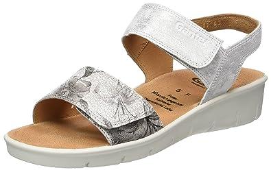 cebede40893bae Ganter Damen Florence-f Sandalen  Amazon.de  Schuhe   Handtaschen