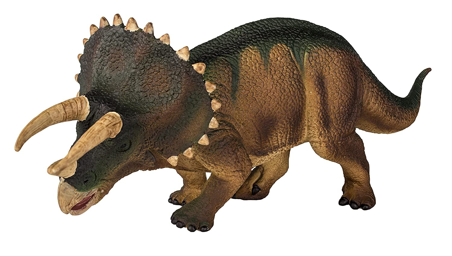 amazoncom safari ltd wild safari triceratops toys games