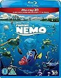 Finding Nemo [Blu-ray 3D + 2D] [Region Free] [UK Import]