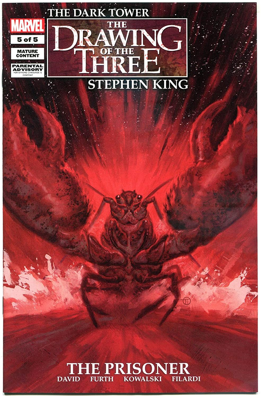 STEPHEN KING DARK TOWER Prisoner, The Drawing of the Three #1 2 3 4 5, VF/NM, 1-5 Set