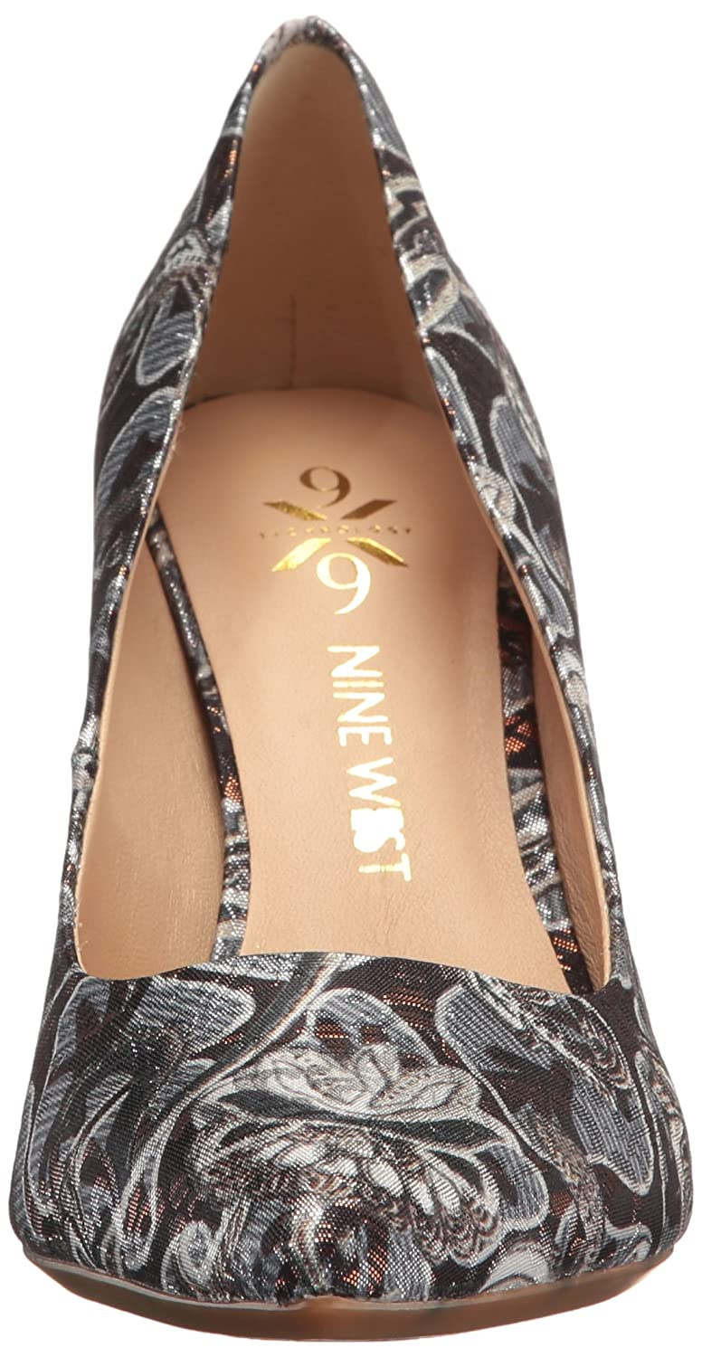 Nine West Women's Pumps FIFTH9X Fifth Pointy Toe Pumps Women's B01N5XVI4Z 10 B(M) US|Silver/Multi e403c3