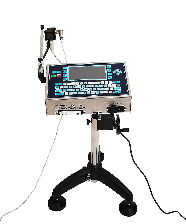 pm-368 impresora de inyección máquina de codificación de ...