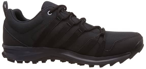 Amazon.com | adidas Tracerocker Trail Running Shoes- SS17-7 - Black | Athletic