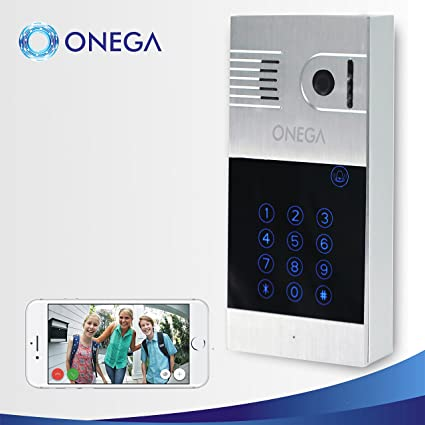 ONEGA Video Doorbell Ring Wi-Fi Enabled Security Camera  sc 1 st  Amazon.com & ONEGA Video Doorbell Ring Wi-Fi Enabled Security Camera - - Amazon.com