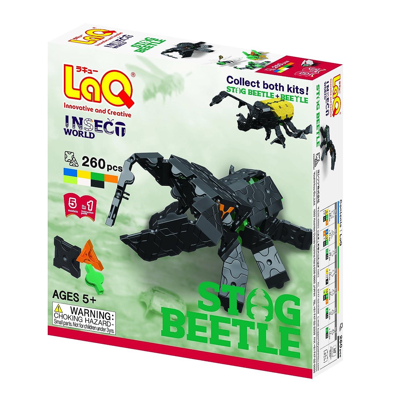 ラキュー (LaQ) インセクトワールド(InsectWorld) クワガタムシ   B009AKRDXS