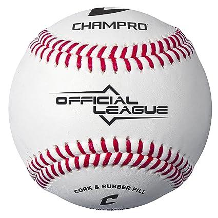 Amazon.com: Champro Official League cojín corcho Core ...
