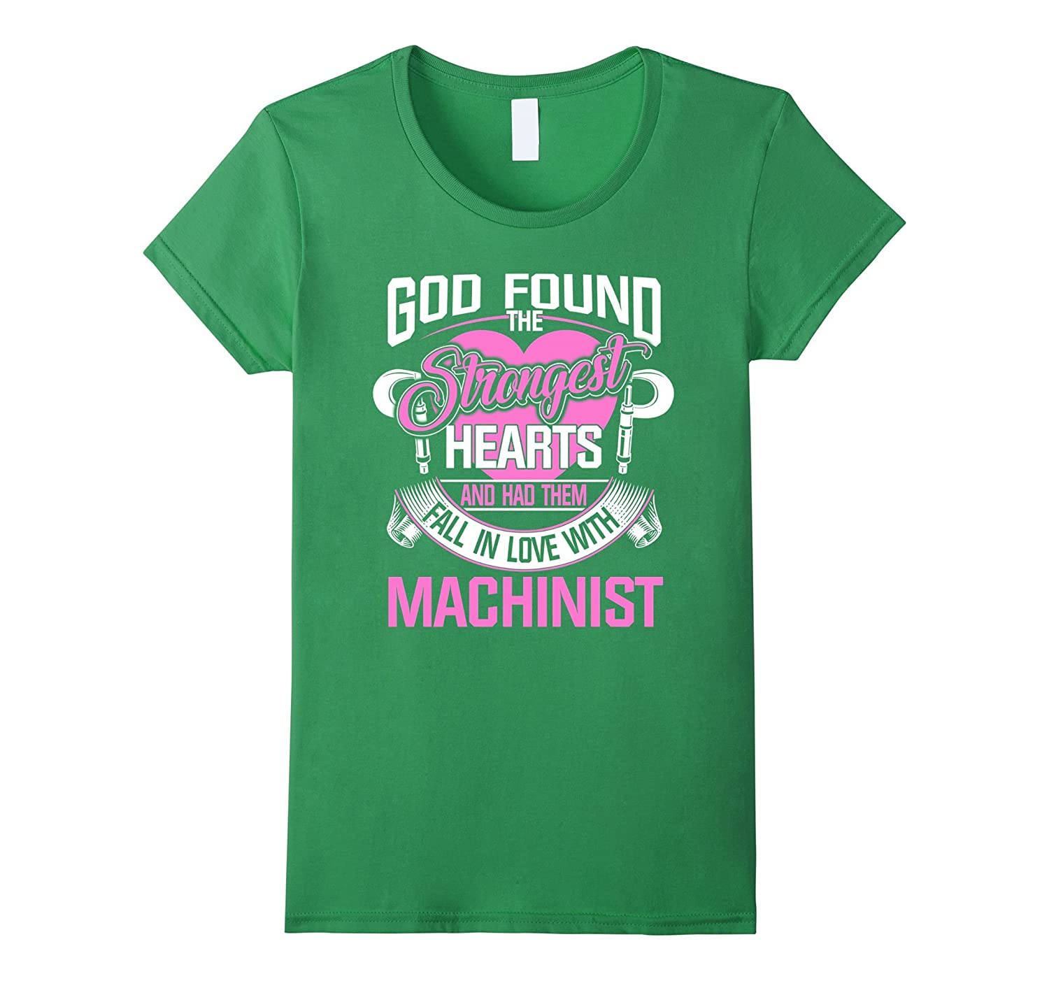 Best T-Shirt For Wife From Machinist Husband