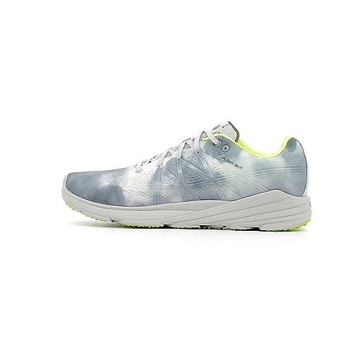 The North Face M Flight Rkt, Zapatillas de Deporte para Hombre, (Flagstffstrmprt/Daygloylw 4Ty), 40 EU: Amazon.es: Zapatos y complementos