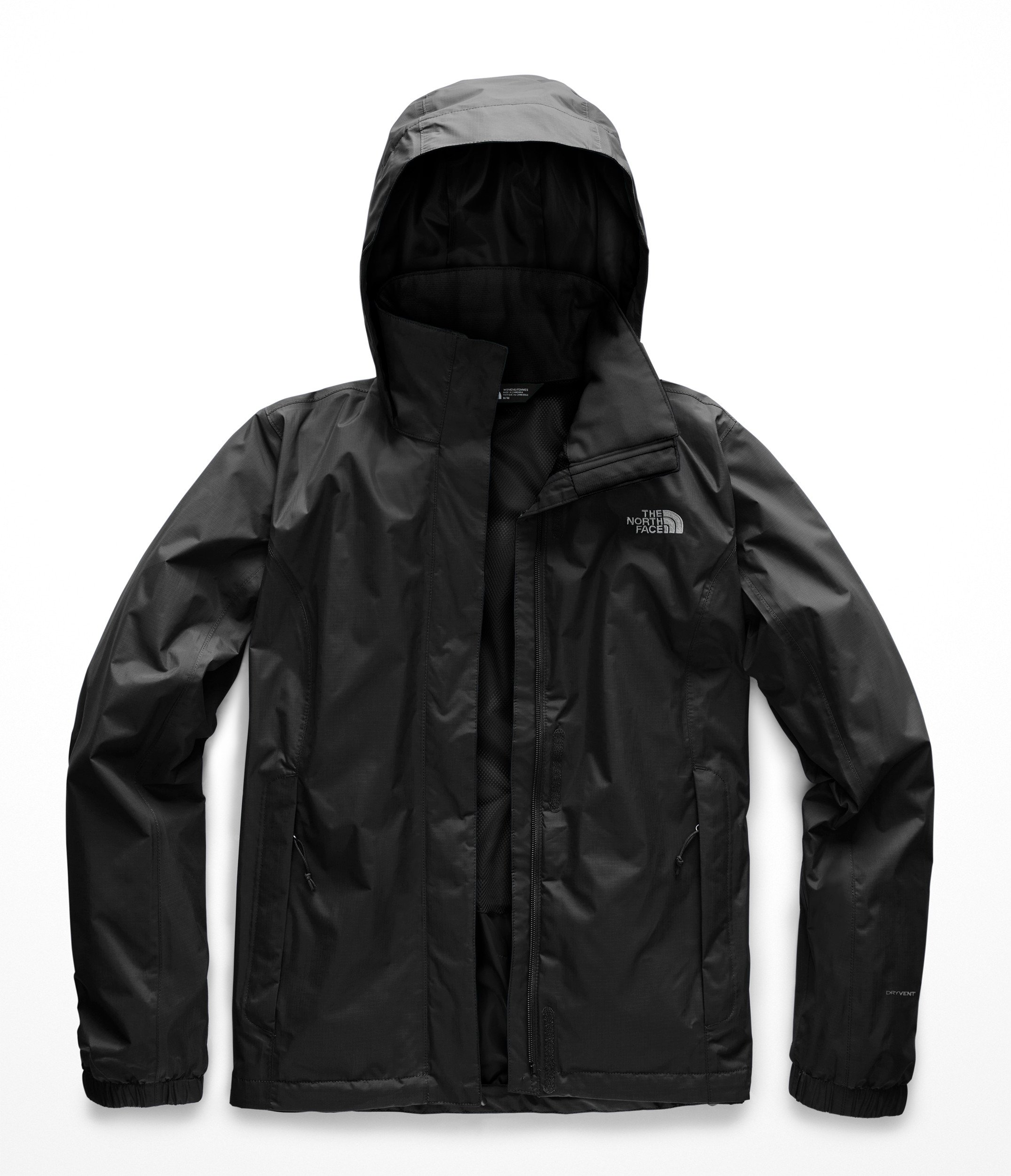 The North Face Women Resolve 2 Jacket - TNF Black - M