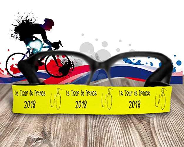 Tour De France Sunglasses Strap Glasses Strap Neoprene Eye Glass
