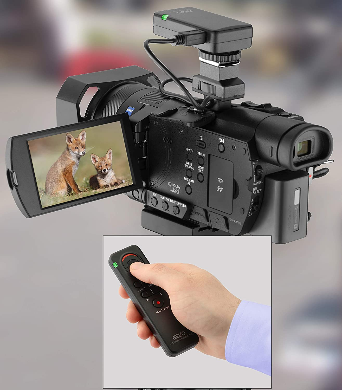 Revo Video /& Photo Remote for Select Sony Cameras