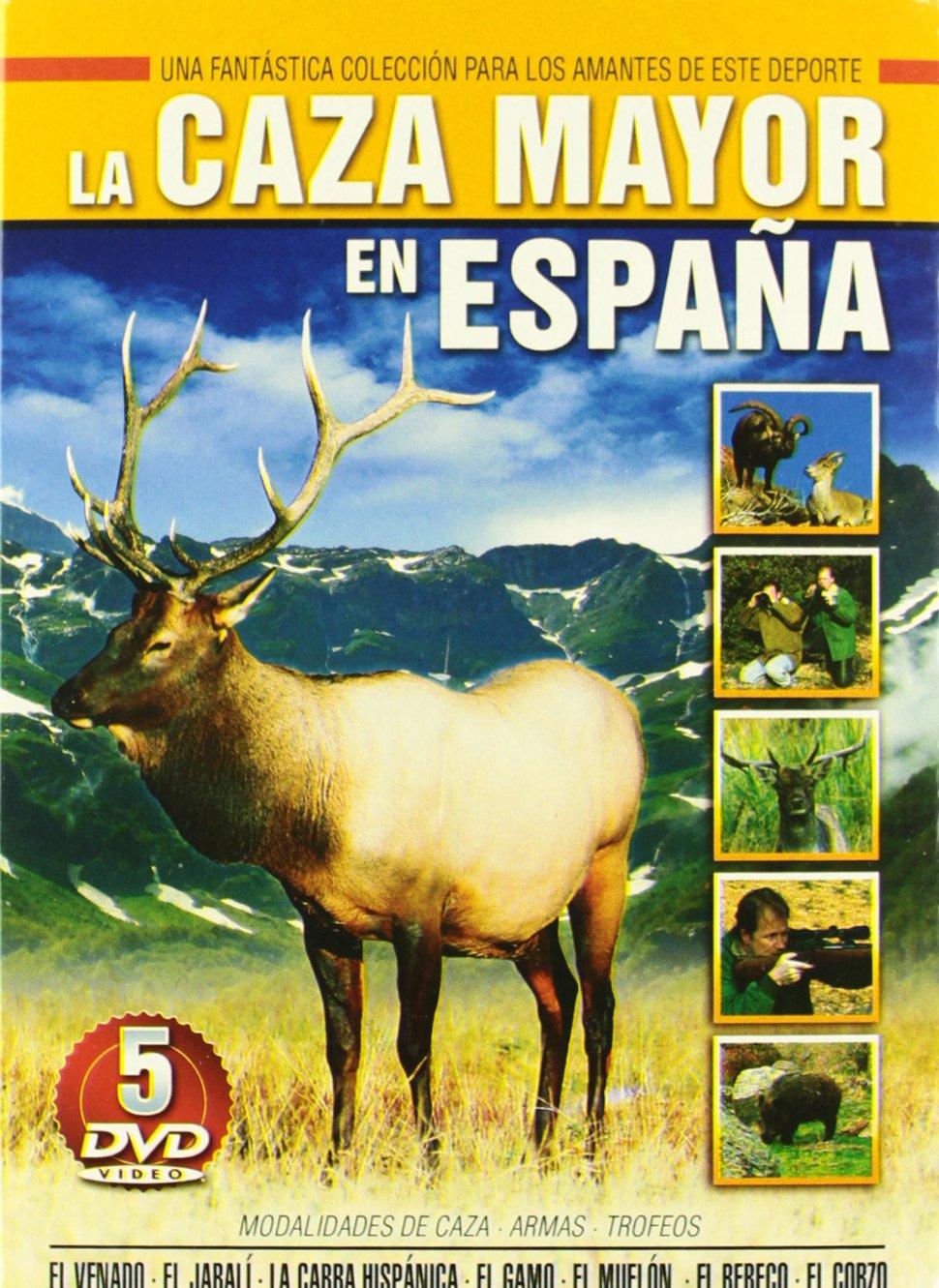 Pack caza mayor en españa [DVD]: Amazon.es: Cine y Series TV