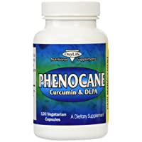 Oxylife Products Phenocane Capsules, 120 Count